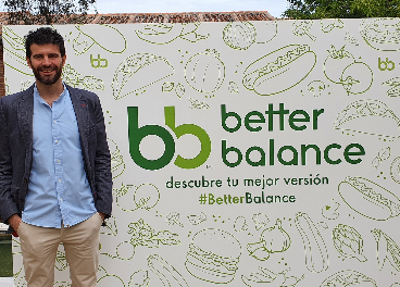 Florencio García, de Better Balance (Sigma)