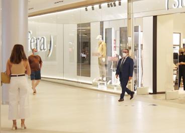 El drama de los centros comerciales en España