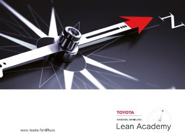 Toyota Lean Academy