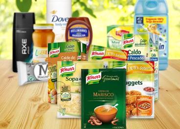 Productos de Unilever