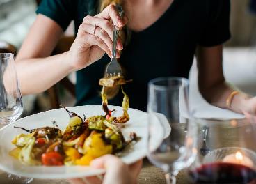 Los hábitos de las comidas en España