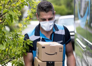 Amazon dispara ventas y beneficios