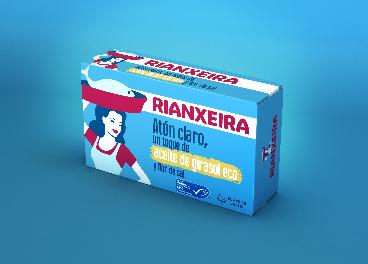 Nuevo atún claro de Rianxeira