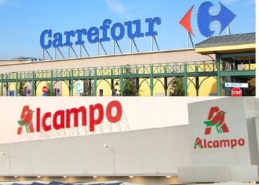 Adiós a la fusión entre Carrefour y Auchan