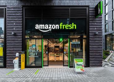 Amazon Fresh en Wembley (Londres)