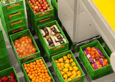 Cimcorp automatiza almacenes de Mercadona