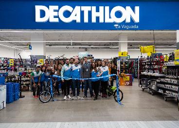 Nueva tienda de Decathlon en La Vaguada