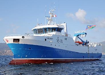 Barco de Nueva Pescanova