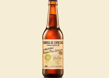 Cerveza India Pale Lager, de Estrella Galicia