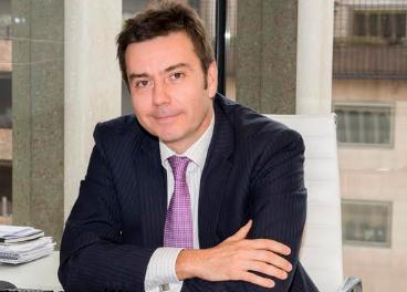 Oriol Barrachina, CEO de Cushman&Wakefield