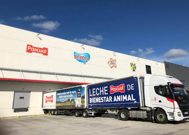 Camión de Pascual