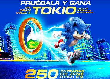 Sonic y Wipp Express Discs de Henkel