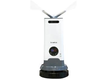 Robot de desinfección SmartBot, de Smarttek