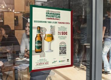 Cervezas San Miguel lanza 'Ciudades Magníficas'