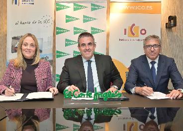Firma del acuerdo de financiación