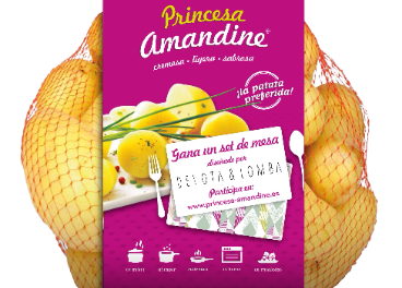 Patatas Princesa Amandine