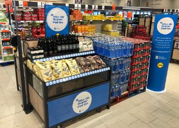 Lidl promociona productos de Galicia
