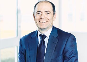 Manuel Teba, director general de Ceetrus España