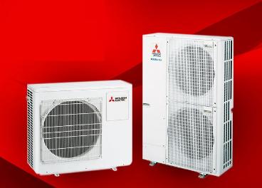 Mitsubishi amplía su gama de climatización