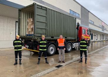 Ayuda de Carrefour a Ifema