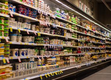 El gran consumo crece un 0,4%