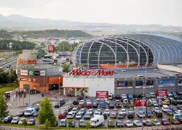 Centro comercial Berceo de Logroño