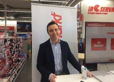 Alberto Álvarez Ayuso, de MediaMarkt