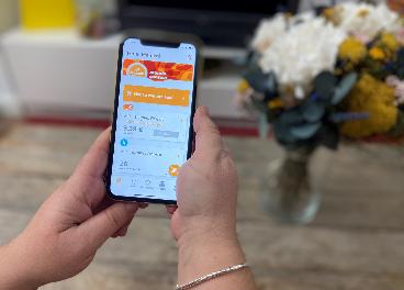 Tienda online en la app de Consum