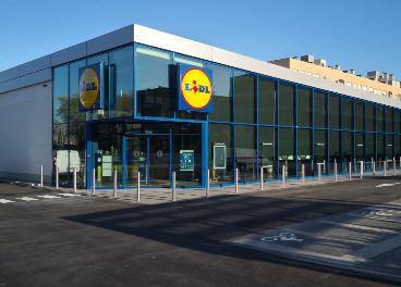 Lidl lidera el crecimiento en España