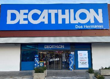 Tienda de Decathlon