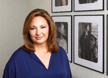 Marta Álvarez, de El Corte Inglés