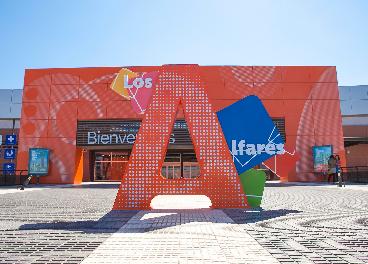 Centro comercial Los Alfares, de Carmila