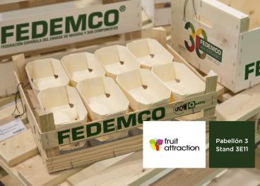 Fedemco celebra 30 años en Fruit Attraction