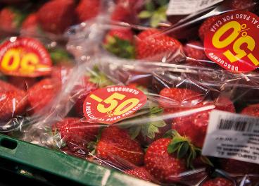 Descuentos en frutas de Vegalsa-Eroski