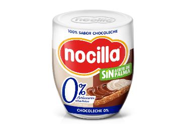 Nocilla Chocoleche 0% azúcares añadidos
