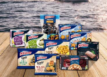 Productos de Pescanova