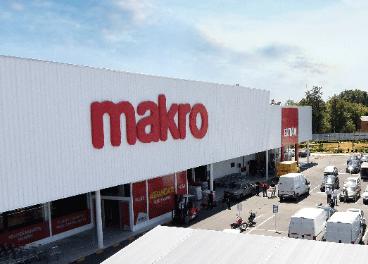 Tienda de Makro