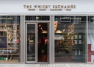 Pernod Ricard compra The Whisky Exchange
