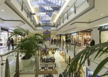 centro comercial La Vaguada de Madrid