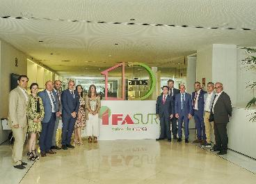 Miembros de Grupo IFA Sur