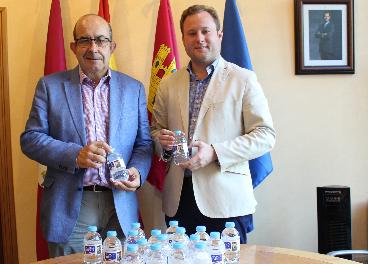 Aquadeus, agua oficial de la Feria de Albacete