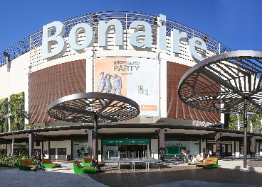 Centro comercial Bonaire, de URW