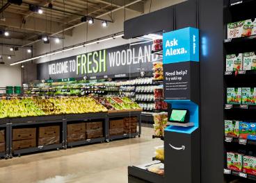Primera tienda de Amazon Fresh