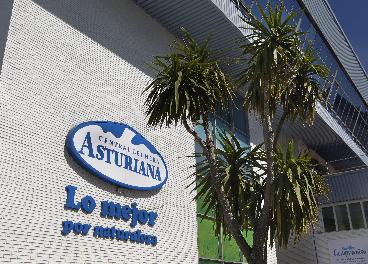 Instalaciones de Central Lechera Asturiana