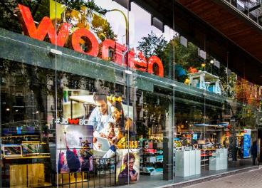 Nuevo modelo de tienda Worten