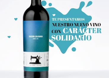 Vino La Sastrería, Edición Solidaria de Makro