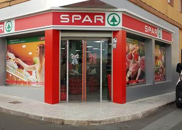 Nueva tienda de Spar Sureste