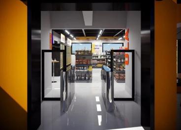 Tienda de Carrefour en Brasil
