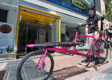 Pedido bicicleta de Ikea