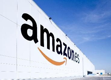 Plataforma de Amazon en España